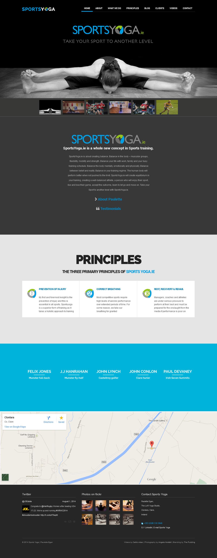 portfolio-web-SY-home-page